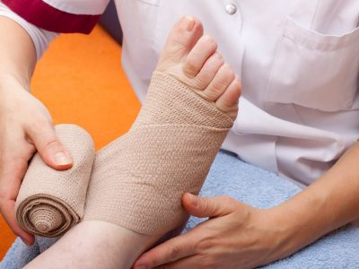first aid courses in brisbane bandaging